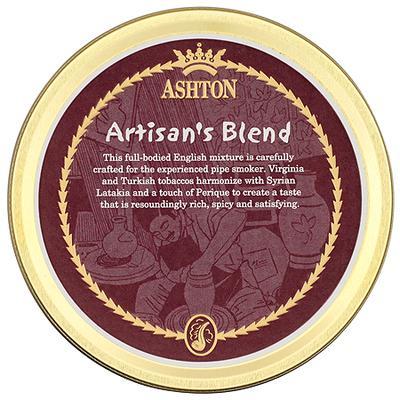 """Ashton Artisan's  Blend [ """"anglais""""] 003-0011"""