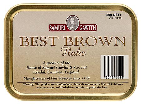 Samuel Gawith, Best Brown Flake [Straight Virginia ] 003-0511