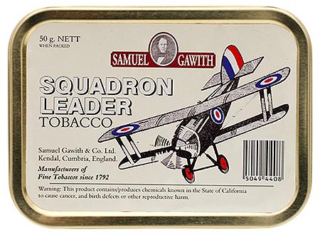 "Samuel Gawith, Squadron leader [ ""mélange anglais"" ] 003-0512"