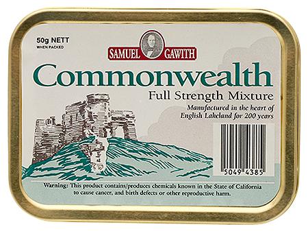Samuel Gawith, Commonwealth [  VA / LA ] 003-0513