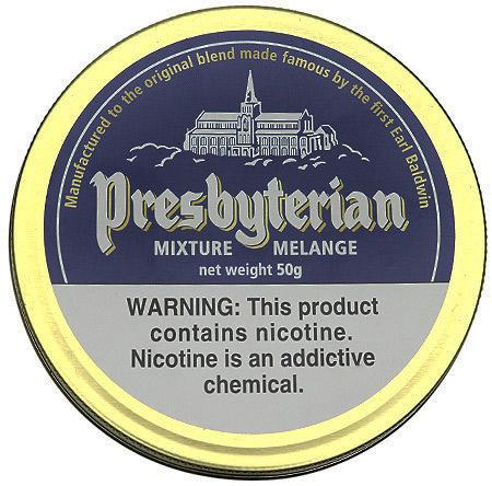 Presbyterian mixture ... à nouveau disponible 003-0514