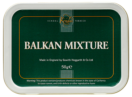 Gawith Hoggarth & Co, Balkan Mixture 003-0612