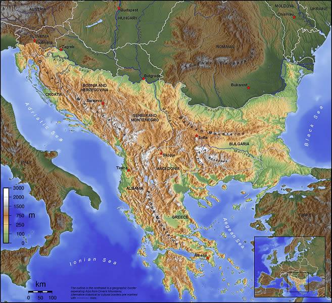 « Le mystère des « mélanges balkaniques » Balkan10
