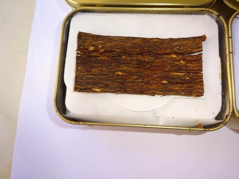 Samuel Gawith, Best Brown Flake [Straight Virginia ] Dsc02214