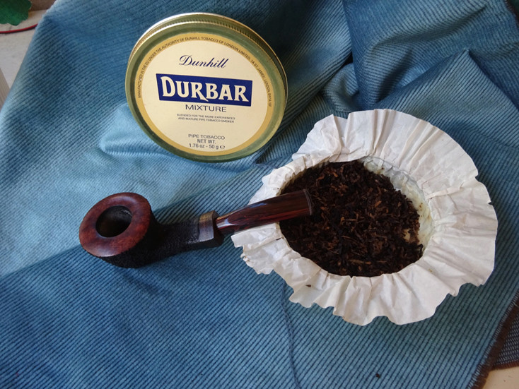 Dunhill, DURBAR, version actuelle S.T.G. [ « balkanique » ] Durbar11