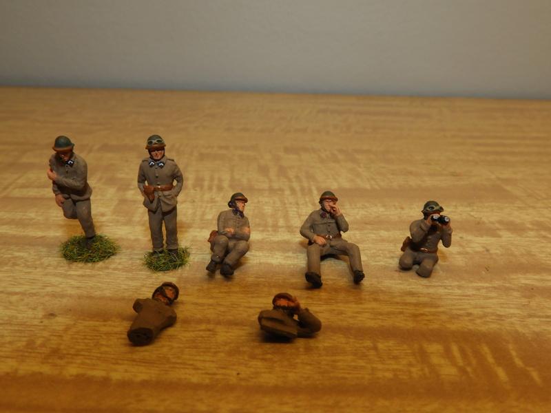 Mécaniciens, blessés, équipages (cavalerie et BCC) de blindés, 1/72 Dscn0619