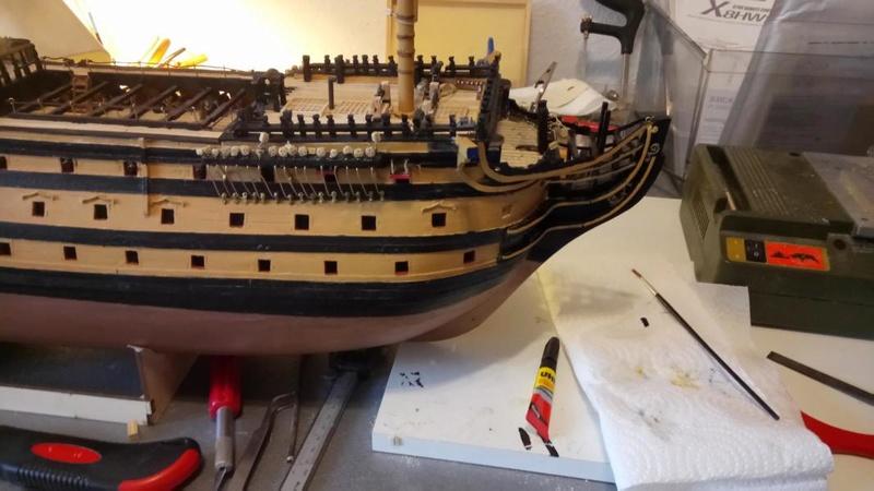 Der Schrauber: HMS Victory - Seite 2 1310