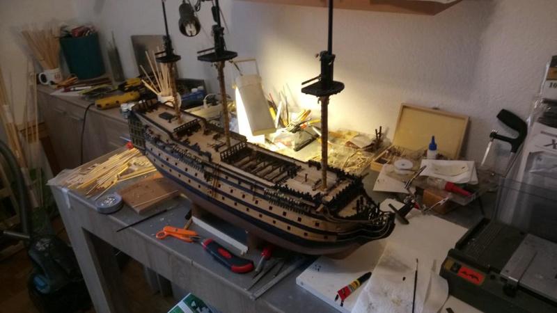 Der Schrauber: HMS Victory - Seite 2 1410