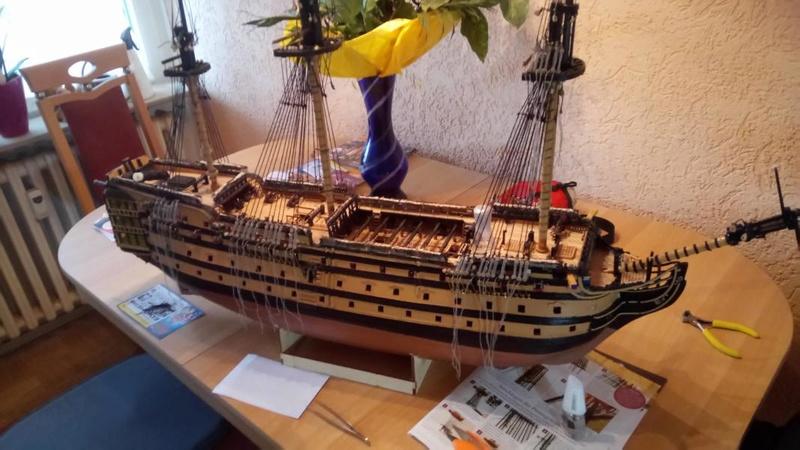Der Schrauber: HMS Victory - Seite 2 1610