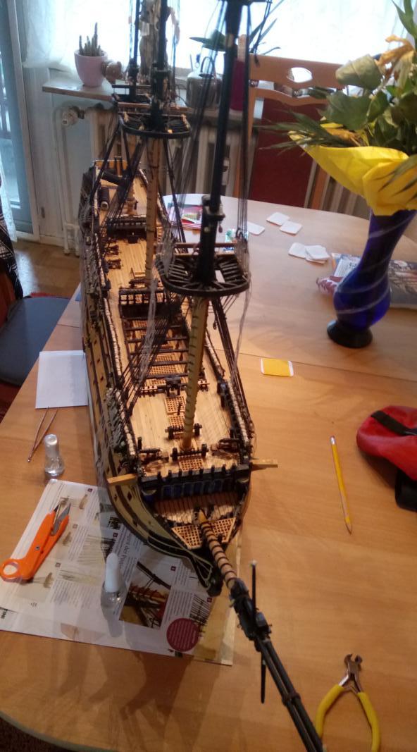 Der Schrauber: HMS Victory - Seite 2 1710