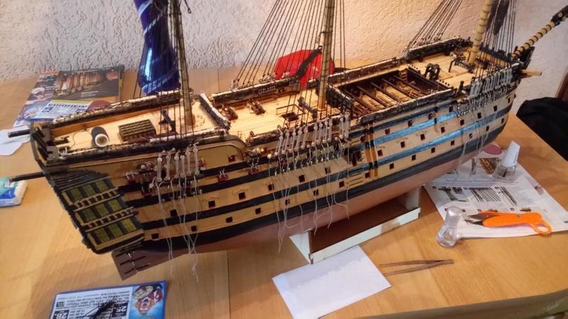 Der Schrauber: HMS Victory - Seite 2 1910