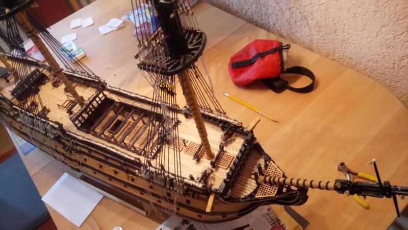 Der Schrauber: HMS Victory - Seite 2 2110