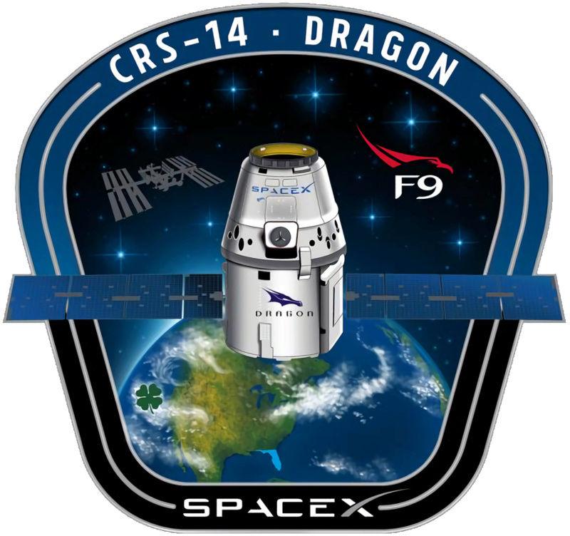 Falcon 9 (CRS-14) - 02.04.2018  26a58710