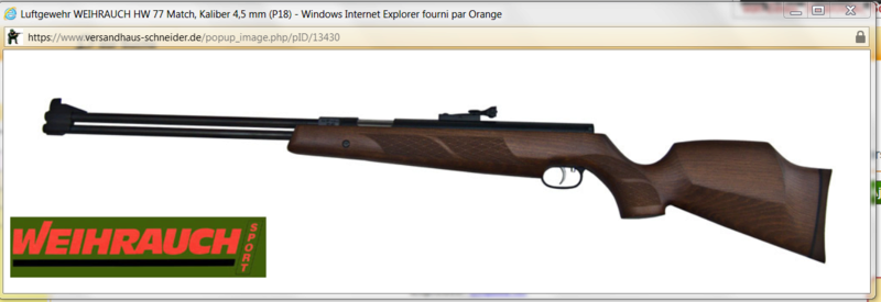 QUestions sur carabine AC 20J + Lunette+ entretient + améliorations Match10
