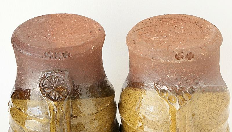 Studio Pottery Mugs - Peter Smith, Bojewyan Pottery  Dsc04012