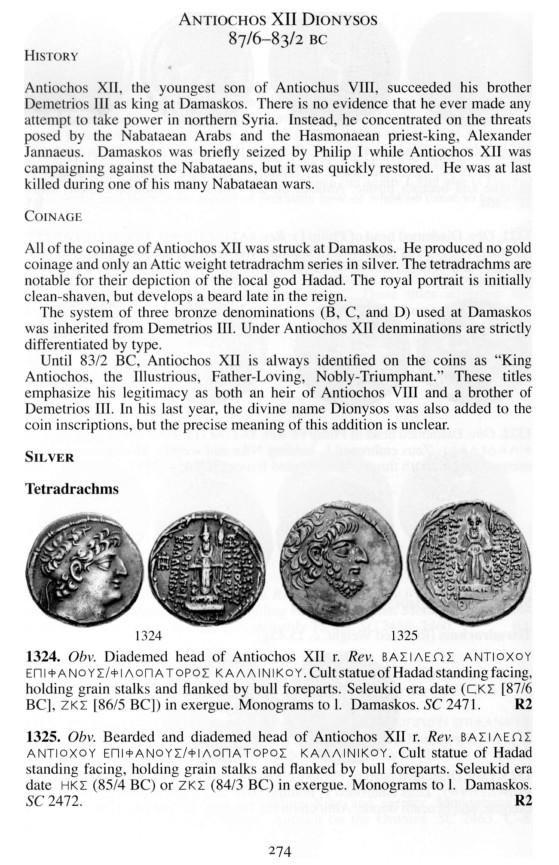 Bon ouvrage sur les monnaies grecques Hoover10