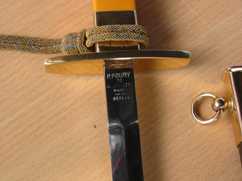 Dague  de l'armée d'air  Française Mdl 1934 Img_7029
