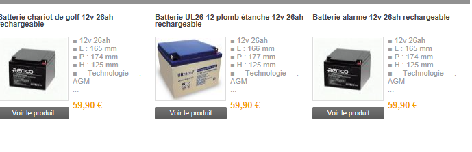 electrificateur Batter11