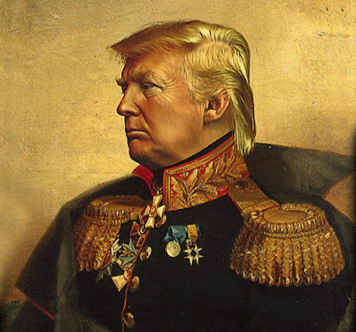 TRUMP CONQUERS THE NEW WORLD ORDER Trump-10
