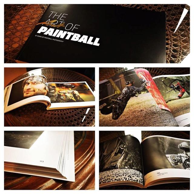 Off Field: Art of Paintball Artofp10