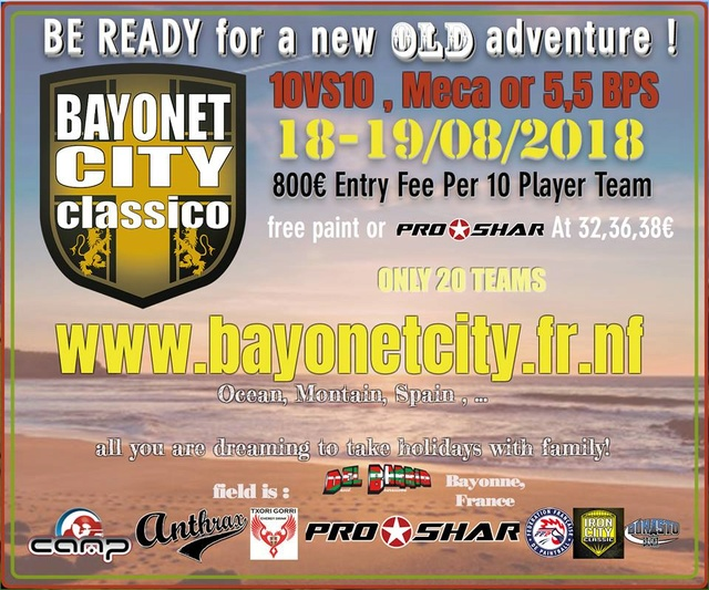 Bayonet City Classico (France / 64) Bayone11