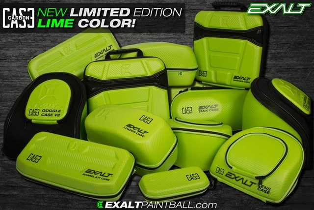 Exalt Case Lime Box1810