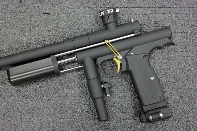 CCM T2 Dust Black Semi Gloss Gold Ccmt2d10