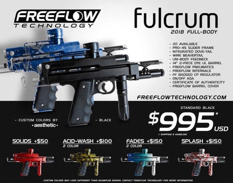 Freeflow Fulcrum 2018 Fulcru10