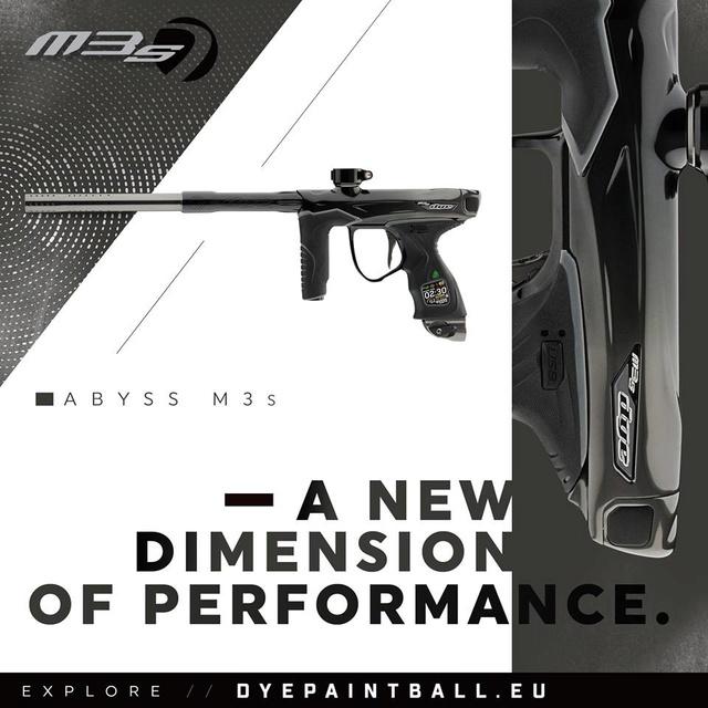 Dye M3S M3saby10