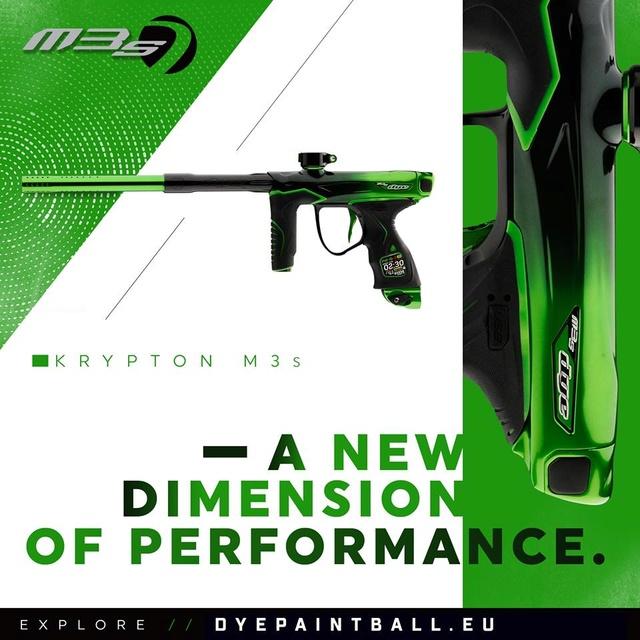 Dye M3S M3skry10