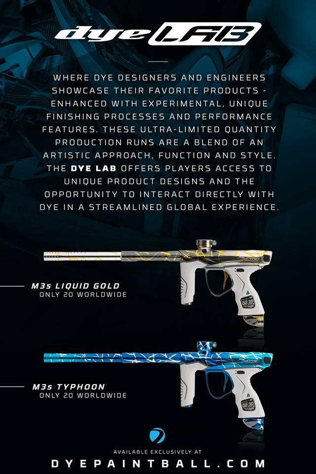 Dye Lab M3S Limited Edition M3slab10