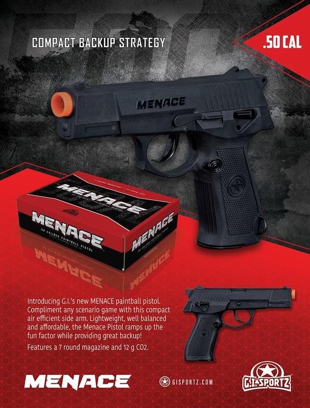 GI Sportz Menace Menace10