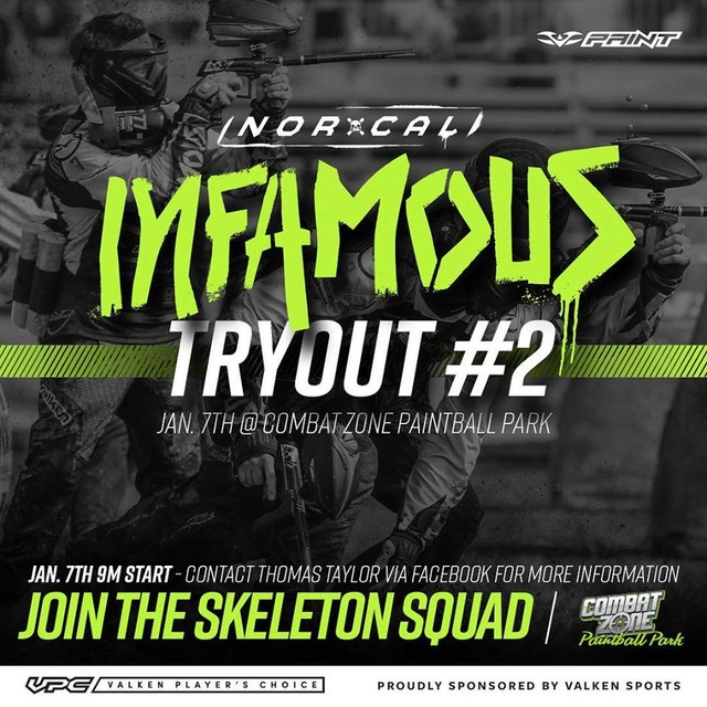 Tryout (Recrutement) #2 Infamous (USA / CA) Recrut11