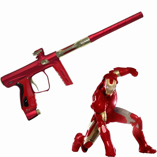 Shocker XLS Edition Hero Ironman Spshoc12