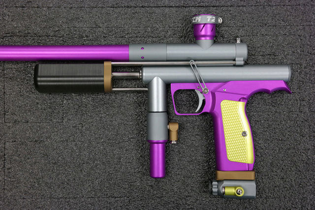 CCM T2 - Dust Pewter Purple T2dust16