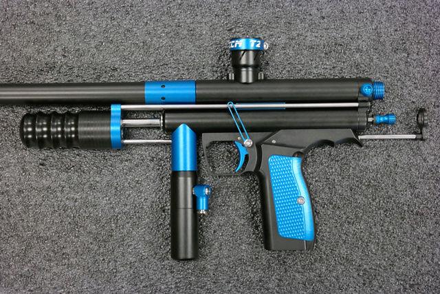 CCM T2F Noir Bleu Dust T2fnoi10