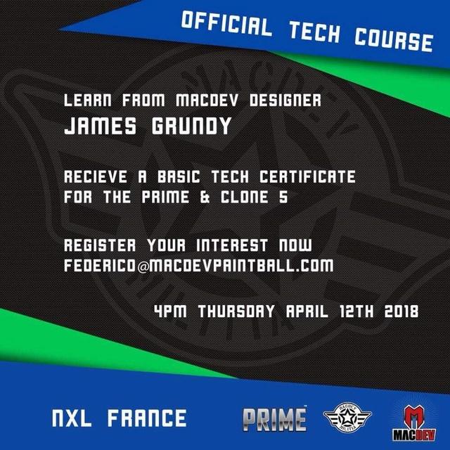 Mac Dev Tech Course (France) Techco10