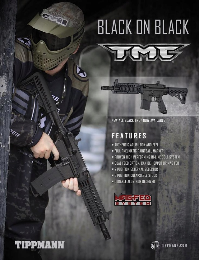 Tippmann TMC Noir Tmcnoi10