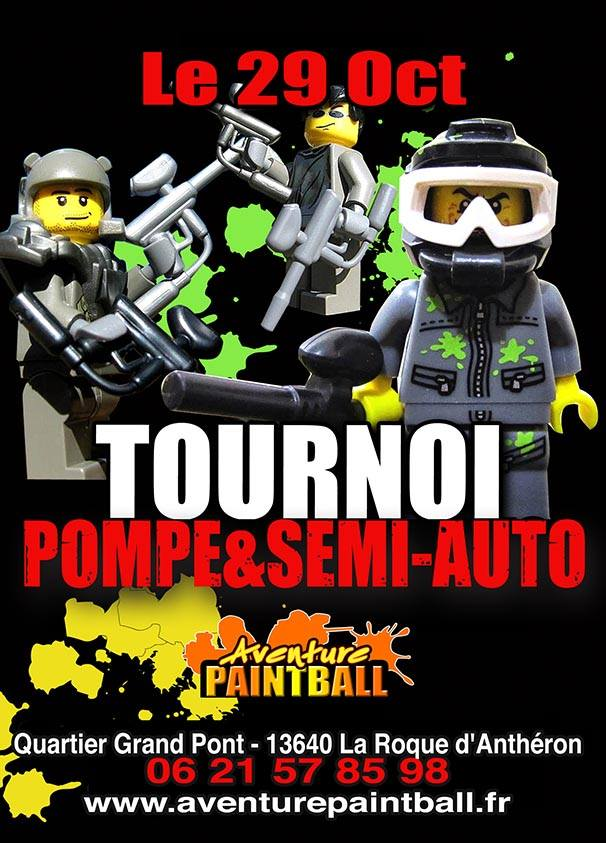 Tournoi Pompe & Semi-Auto (France / 13) Tourno10