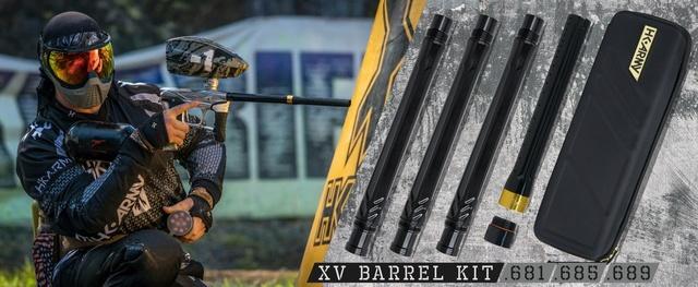 HK Army XV Kit Canons Xv10