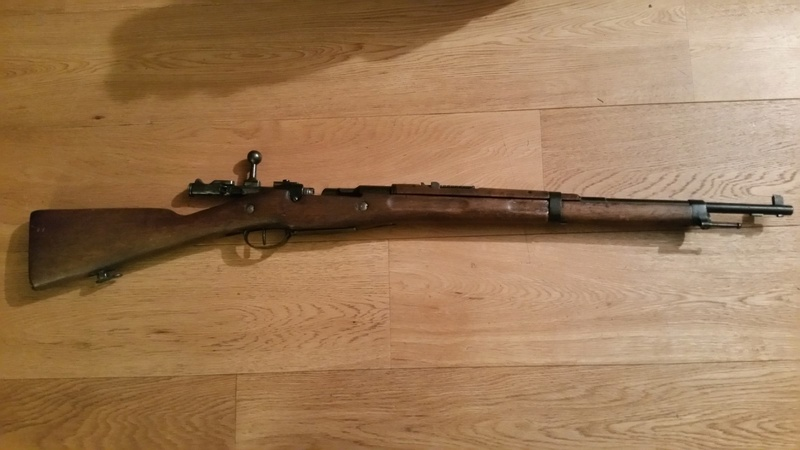 M34 VS K98 34hia810