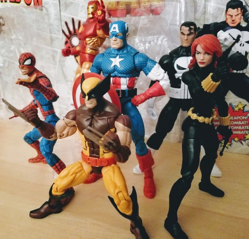 Marvel Legends (Toybiz & Hasbro) Thread 20180128