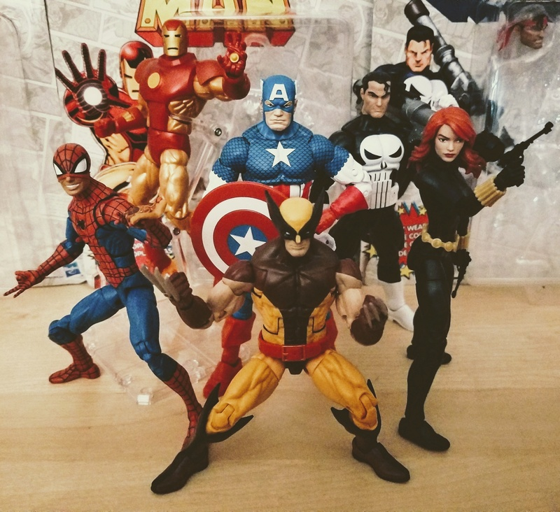 Marvel Legends (Toybiz & Hasbro) Thread 20180130