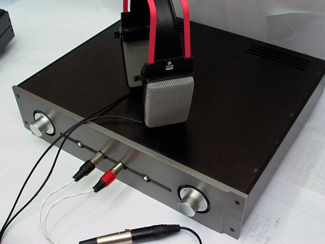 Cyphen Labs Prautes Driver - Valvolare con le 12AU7 e 50L6 NOS 040b2710