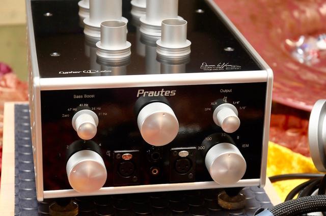 Cyphen Labs Prautes Driver - Valvolare con le 12AU7 e 50L6 NOS _dsc9621
