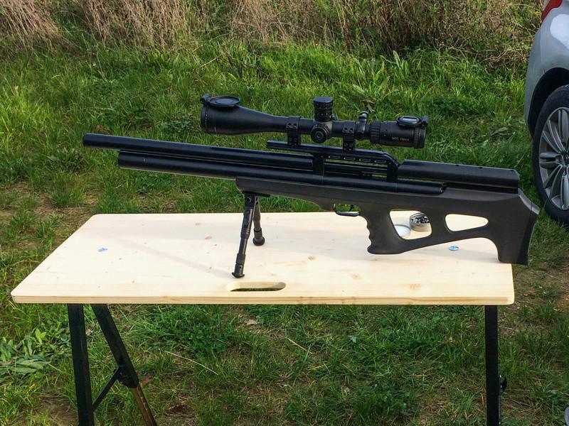 FX Airguns Wildcat 6.35 Img_3218