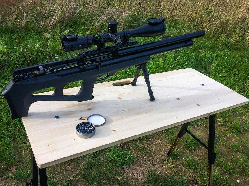 FX Airguns Wildcat 6.35 Img_3219