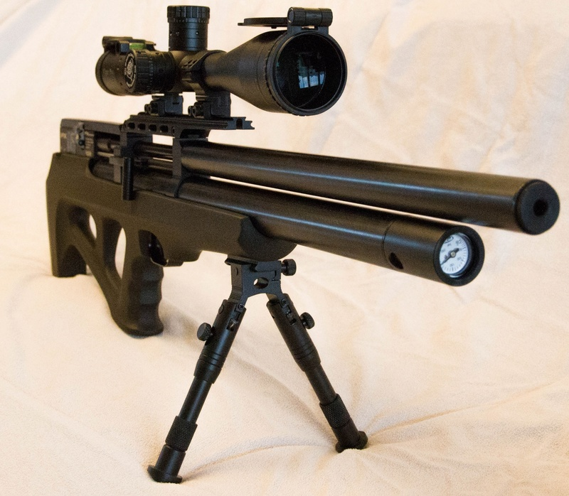 FX Airguns Wildcat 6.35 Img_6910