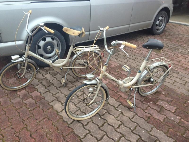 Deux vélos pliants Motobécane Img_3111