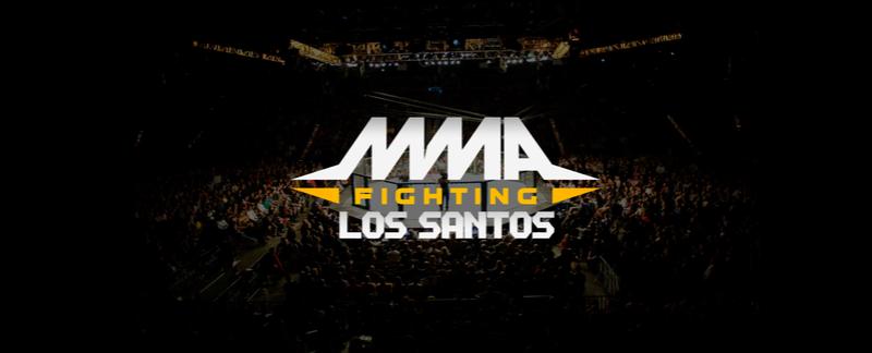 MMA Fighting Los Santos